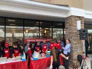 Wawa Grand Opening with Police photo #2, 12.4.19