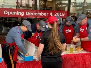 Wawa Grand Opening with Police photo #4, 12.4.19