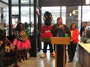 Wawa, Maple Shade, NJ, 12.4.19 Store Opening, Mayor Kauffman